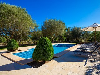 Villa 59 in Arta with private pool