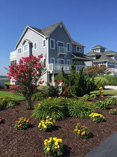 Professional landscaping at the home and throughout the community - a 5 star resort environment