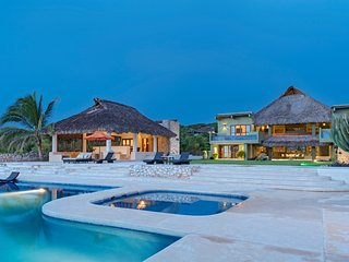 Villa Aladro - Your private Resort in Mexican Paradise, Puerto Escondido
