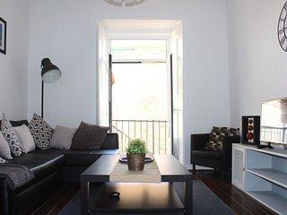 Bridge apartment in Alcantara with WiFi, gedeeld terras & balkon.