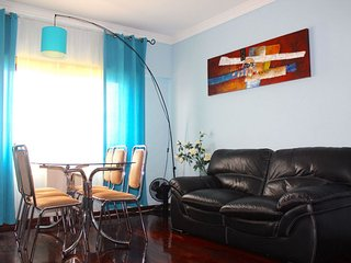 Locust apartment in Parque das Nacoes with WiFi, air conditioning & lift.