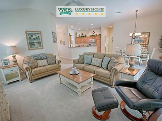 Luxury home with the most popular floor plan in the Village of Charlotte.