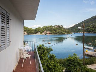 Apartments Paolo- Two Bedroom Apartment with Balcony and Sea View