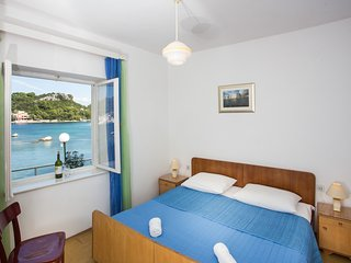 Apartments Paolo- Standard One Bedroom Apartment with Terrace and Sea View(A2+1)