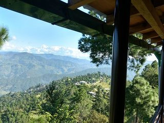 Kasar Himalaya holiday home is a place where you can enjoy true nature, Almora