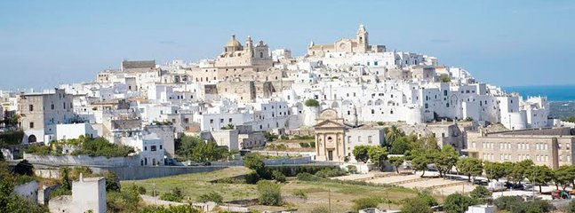 Ostuni at 12 km