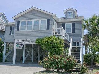 Hiller Villa II - Oceanfront, Pawleys Island