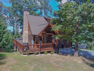 2 Bedrooms W/Outdoor Fireplace - Misty Mountain, Ellijay