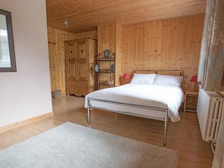 Family room in chalet, Montriond