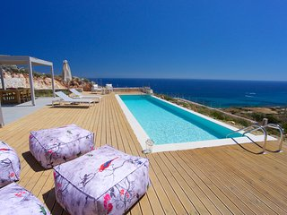 Luxury Villa Ilia with breathtaking sea views