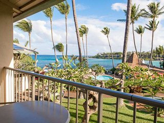 Ocean View- Free Parking / WiFi - Steps to Napili Bay
