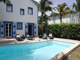 MACASSI 2... Darling 3 BR Villa Steps To Orient Beach
