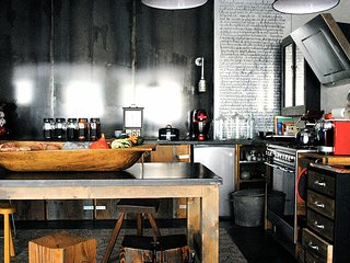 Appartement Design industriel