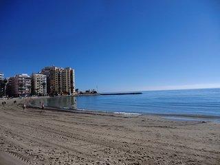 Nuevo Apartamento 1ª linea de Playa Acequion