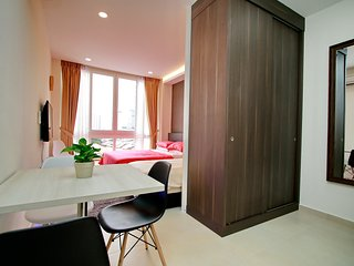 Brand New Designer Studio 5 mins to Bugis - 302, Singapur