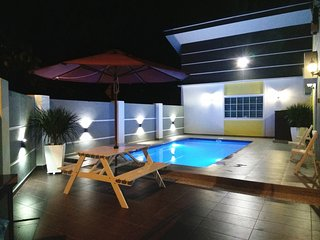H&H 1 (Private Pool, 16~25 Pax), Central Melaka District