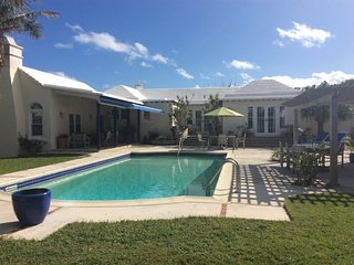 Your very own 4 bedroom 4 bathroom house with a pool in Bermuda