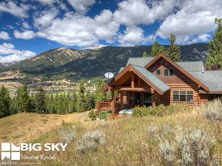 Big Sky Meadow | Huckleberry Hideaway