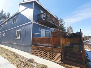 Big Blue House, Big Bear Lake