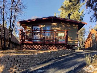 Cozy Mountain Getaway, Big Bear Region