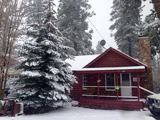 Red House, Big Bear City
