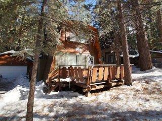 Summit Cabin, Big Bear Lake