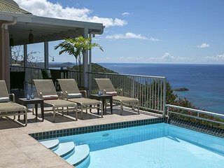 Ti Moune: Magnificent Views!, St. John