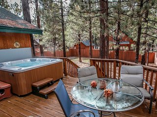 Big Bear Lake Holiday House 12267