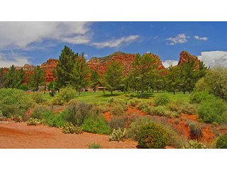 Oakcreek Country Club Golf Course Red Rock Views, Sedona