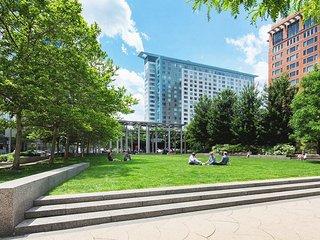 Boston Harbor View 1BR Luxury Suites