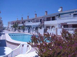 Bungalow plnta baja con piscina playa la Zenia, La Zenia