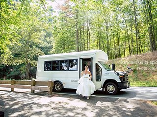 Shuttle Service for Wedding and Corporate Events ONLY, Big Canoe