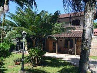 Casa al mare con piscina tra São Paulo e Rio di Janeiro, Caraguatatuba