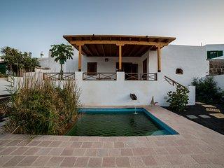Villa en Haría Lanzarote.