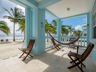 Oceanfront, spacious 3 bedroom oceanfront rental C1 easy access to town