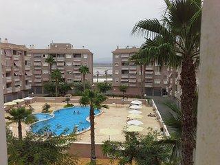 Apartamento en urbanización Las Marismas