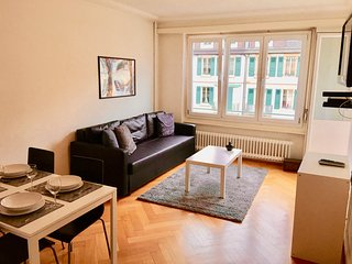 Champel One Bedroom Apartment