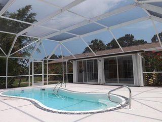 Welcome to Rafferty Oasis!  Englewood 2/2 Pool Home - Minutes from area beaches