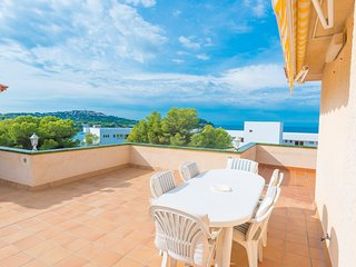 FORTAMARO - Condo for 6 people in Santa Ponsa