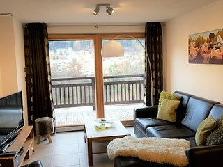 Apartment Soleil in stunning location - Sleeps 4, Montriond
