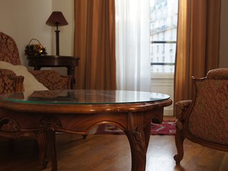 Tbel apartment PARIS Palais des Congrès 4 pers 17è