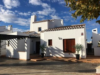 Holiday rental Casa Leslie, El Valle Golf Resort Murcia, Spain, Baños y Mendigo