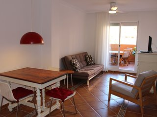 Apartamento de 1 dormitorio con terraza amplia