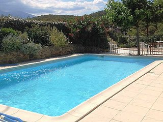 Ceret house rental France with private pool sleeps 5-6, Saint-Jean-Pla-de-Corts