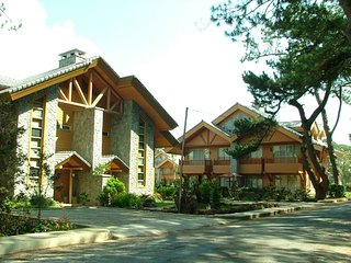 Camp John Hay 3/4 Bedrooms cabin, Baguio