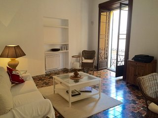 Traditional Mallorcan apt in heart of the old town, Palma de Majorque