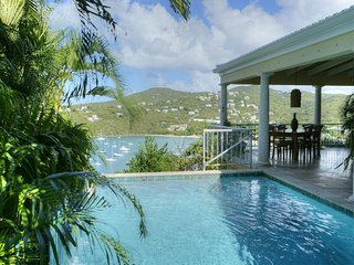 Great Views and Cool Breezes, Virgin Islands National Park