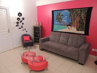 Charmant appartement 6 personnes au Martinique