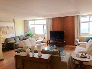 Espacoso apartamento Ipanema 4 quartos 240 m2