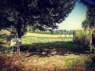 2 camere matrimoniali con vista sulla campagna, Vicenza